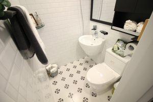 lavabo para baños pequeños