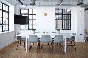 decoración de interiores de oficinas