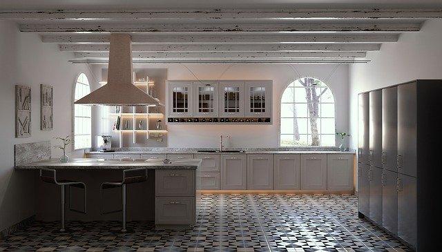 Tipos de pisos para cocina