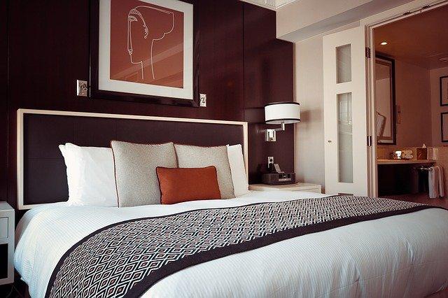 Ropa de cama para habitación