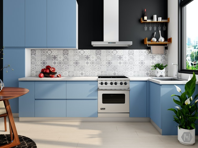 Mejor diseño de vida en la cocina