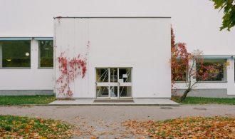 fachadas de casas modernas blancas