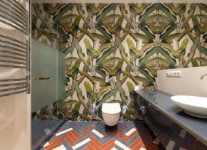 azulejos para pared de baño