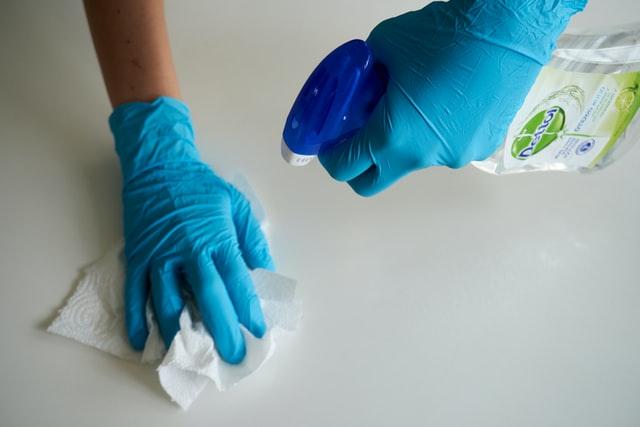Hábitos de limpieza para baño