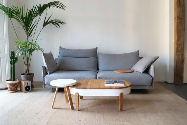 Ideas de decoracion de salas grises