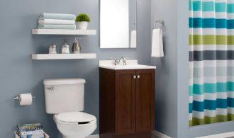 Lavabo para baño moderno