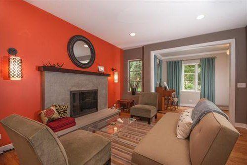 Tendencias de color de la sala de estar