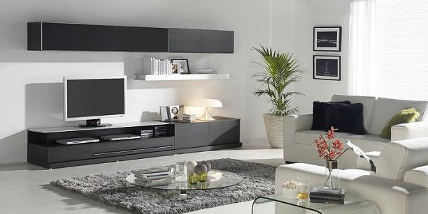 Ideas para muebles de sala de estar