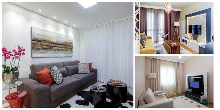 Salas de estar de estilo