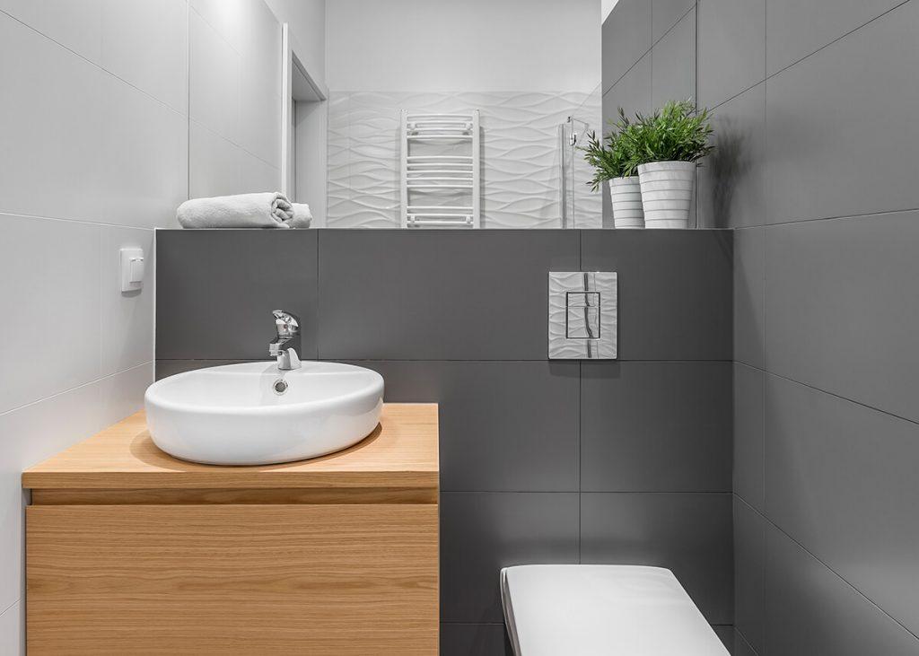 Las mejores opciones de pisos para baños