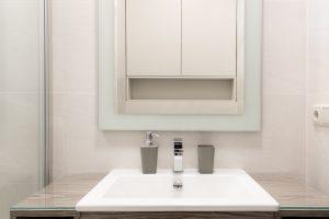 Diseño de baños futuristas