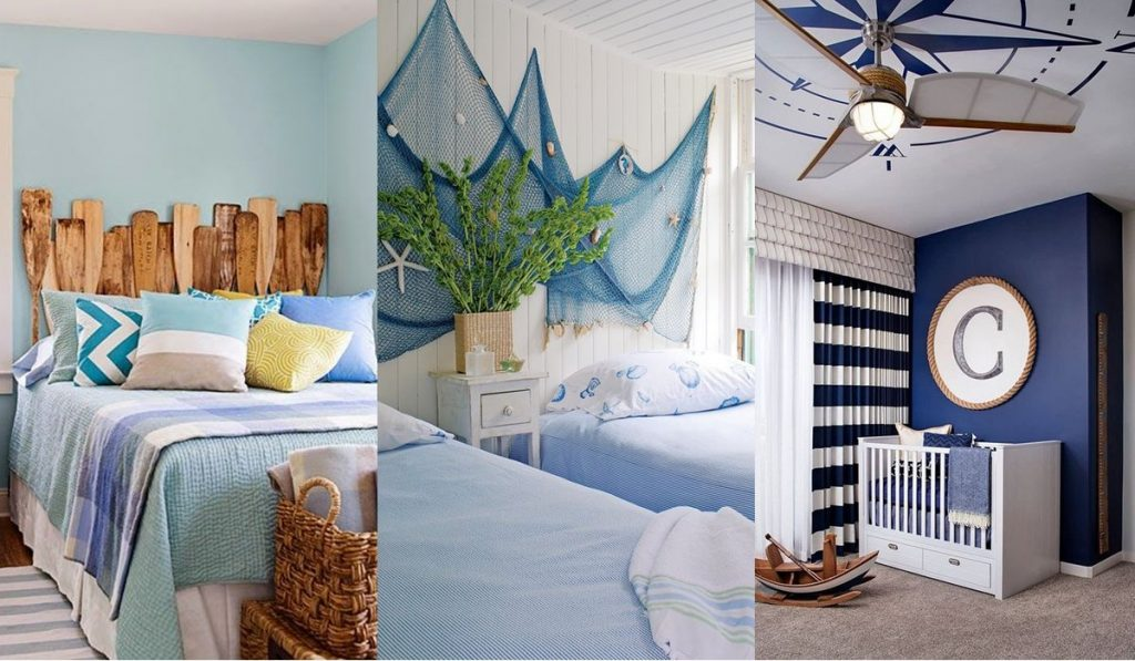 Ideas de dormitorio de playa