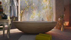 planta para baños