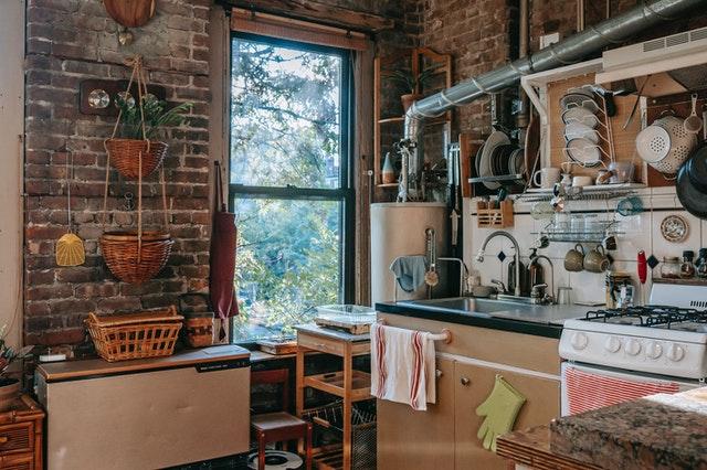 Cómo liberar espacio en la cocina