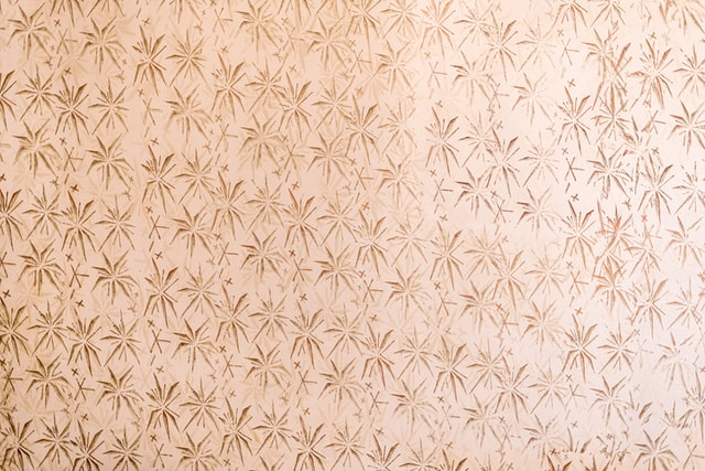Papel tapiz en habitación de niño