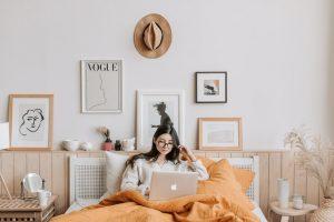 Decorar un dormitorio rectangular