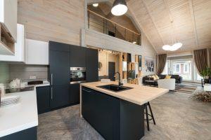 Cómo amueblar una cocina moderna