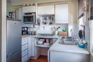 3 estilos de gabinetes de cocina