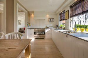 Ideas para decorar gabinetes de cocina