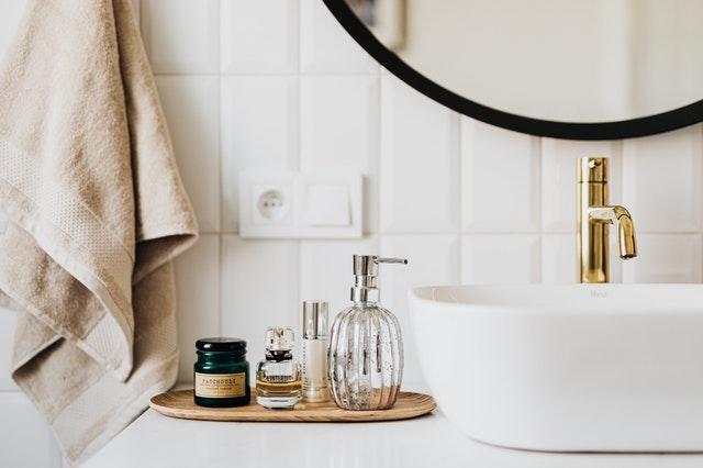 Diseños para lavabos de baño